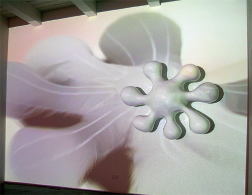 03 Splats 05 – Flatfile Contemporary Galleries, Installation, Chicago, IL, 2005